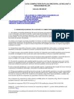 Ghid Pentru Execuţia Compactării În Plan Orizontal Şi Înclinat a Terasamentelor Ge 026-97
