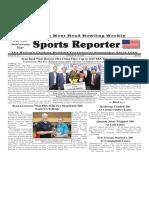 December 18 - 24, 2019  Sports Reporter