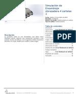 Ensamblaje Abrazadera 2-Análisis estático 4 cartelas-3