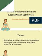 Terapi Komplementer dalam Keperawatan Komunitas ppt.pptx