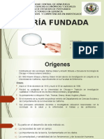 TEORIA FUNDADA