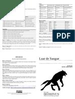 Dominus - LUAR DE SANGUE