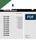 Manual genie GS246