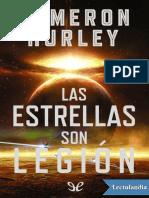 Las estrellas son legion - Kameron Hurley