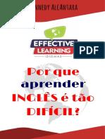 Por que aprender INGLÊS é tão DIFÍCIL