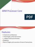 ARM Processor Core.ppt