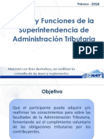 JURIDICO TRIBUTARIO Y FUNCIONES DEL ESTADO Y SAT