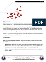 Sickle Cell anaemia by SAL.docx