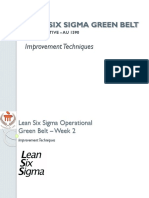 210 LSS GBO - Improvement Techniques