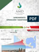 Saneamiento Operación y Mantenimiento.pptx