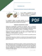 Clasificación de suelos y rocas