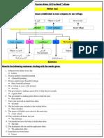 passive voice worksheet 2