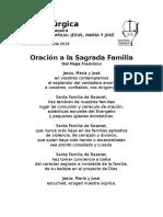 La Sagrada Familia Ciclo A 2019 moniciones y oración de fieles.docx