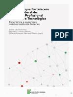 """Os """"Nós"""" que fortalecem a Rede Federal de Educação Profissional Científica e Tecnológica"""