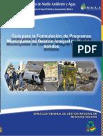Guía para la Formulación de Programas Municipales de Gestión Integral de Residuos Sólidos.pdf