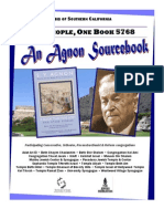 Sourcebook and Lesson Plans on S.Y. Agnon