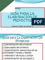 Guía para la elaboración de proyectos EZEQUEIL ANDER EGG.pptx