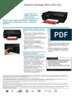 Принтер HP 5525 Описание RU