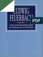Feuerbach, Ludwing, Filosofía del futuro.pdf