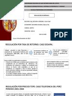 EXPOSCION DE TDR Y PT