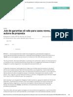 Juiz de garantias no Brasil.pdf