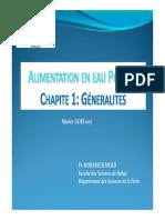 AEP Generalites Master GOES Master