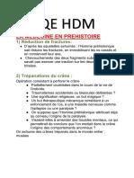 QE HDM