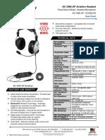 Technical-DC-ONE-XP-Data-Sheet