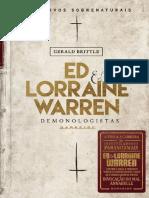 Ed & Lorrain Warren - Domonologistas - Gerald Brittle