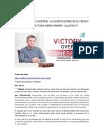 M24 - Análisis del video VICTORIA SOBRE SI MISMO - ALLATRA TV