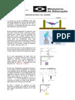 Exercicios para prova de  Estática 2019 (1).pdf