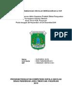 LAPORAN PENGEMBANGAN SEKOLAH BERDASARKAN 8 SNP 1.docx