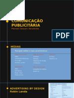 COMUNICAÇAO PUBLICITARIA aula 6