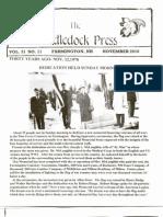 Puddledock Press November 2010