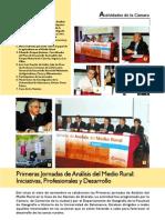 Jornadas de Análisis Medio Rural