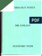 Systemic Pathology