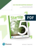 StartUp GSEandMediation TeacherMappingBooklet Level5