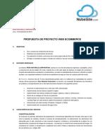 Propuesta de Conceptualizacion de Pagina Web - Peru Naturals Corporation S.A.C.