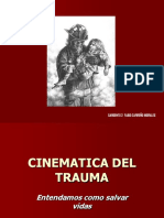 CINEMATICA DEL TRAUMA BOMBEROS