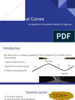 Vertical Curves (2)