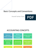 Basic Concepts and Conventions