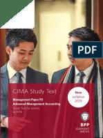 CIMA - P2 Advanced Management Accounting.pdf