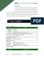 OLT S5600-04P