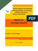 Modulo III PEDAGOGIA