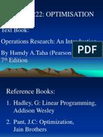 L01_Formulation of LPPs