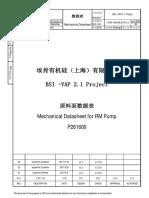 17058-1300-ME-DTS-013_Rev.E3 P261600 MECHANICAL DATASHEET FOR PUMP.pdf