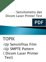 Sensitometry dan SMPTE