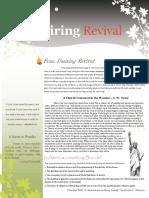 Christian Revival Newsletter Jan/Mar 2020