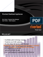 Presentation - Riverbed Steelhead Appliance Main October 2010.ppt