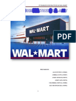 IT enabled SCM practiced at Wal-Mart